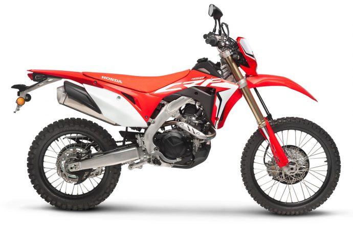 Honda CRF450L 2019