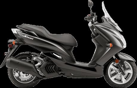 Yamaha SMAX 2019
