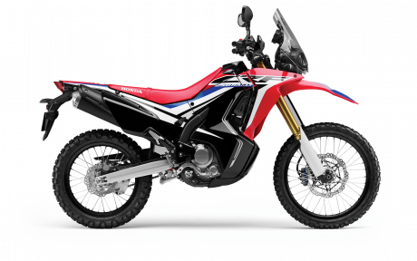 2018 Honda CRF250 Rally