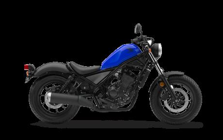 2018 Honda Rebel 300