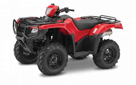 2018 Honda Rubicon 500 DCT IRS EPS