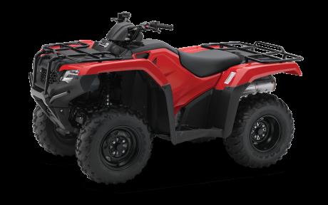 2018 Honda TRX420