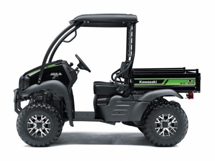 2019 Kawasaki MULE SX 4×4 XC LE FI
