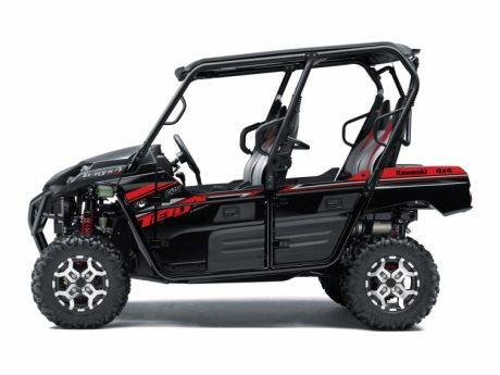 2019 Kawasaki Teryx4 EPS LE