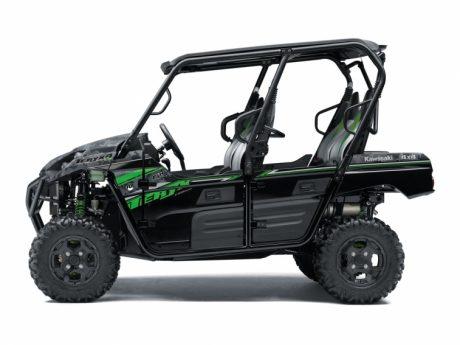 2019 Kawasaki Teryx4 EPS LE MATRIX CAMO