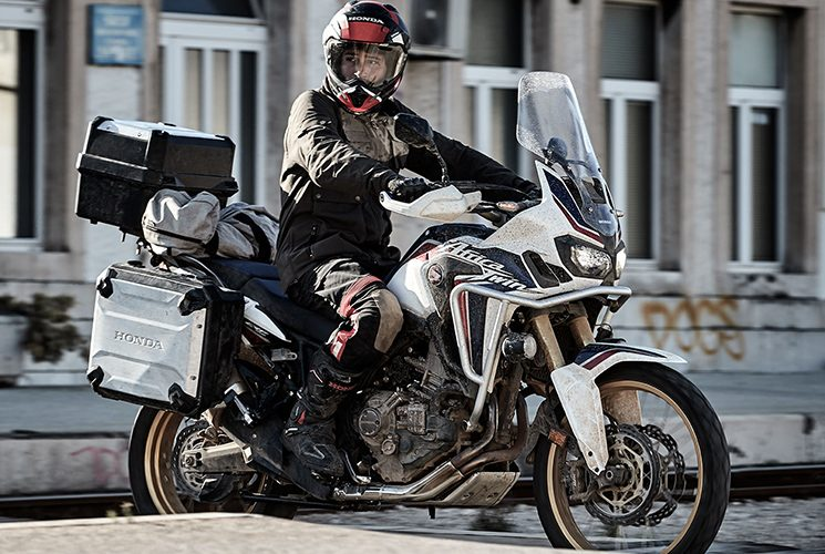 Honda Africa Twin: performance and comfort