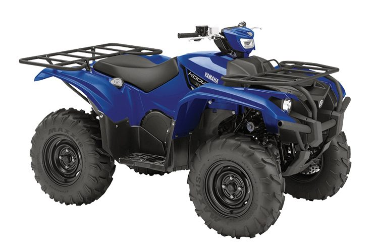 Yamaha Kodiak 700 EPS: a reliable and comfortable ATV