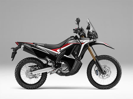 Honda CRF250RL RALLY 2020
