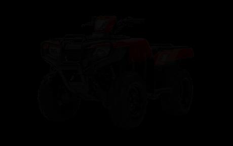 2020 Honda TRX420