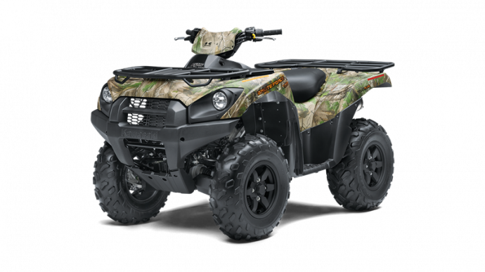 BRUTE FORCE 750 4x4i EPS CAMO 2021