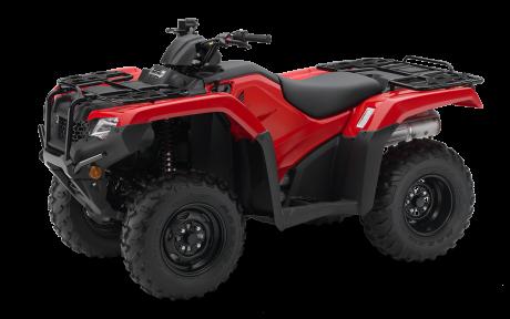 Honda Rancher TRX420 2021