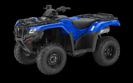Honda Rancher TRX420 DCT IRS EPS 2021