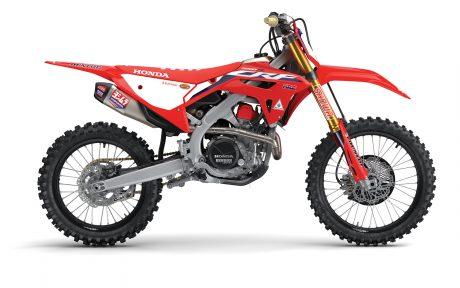 Honda CRF450RWE 2021