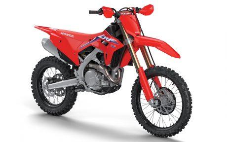 Honda CRF450RX 2021