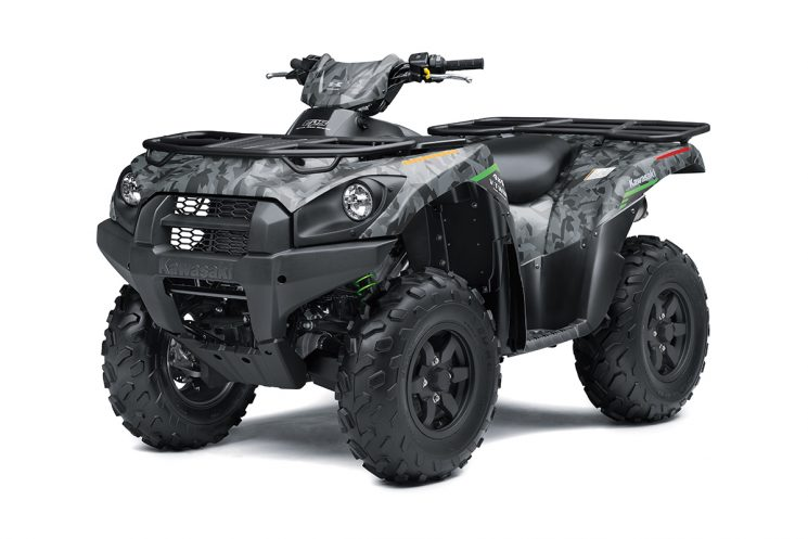 Kawasaki BRUTE FORCE 750 4x4i EPS DIGITAL CAMO 2021