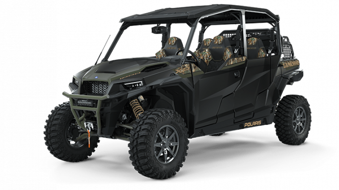 Polaris GENERAL XP 4 1000 Pursuit Edition 2021