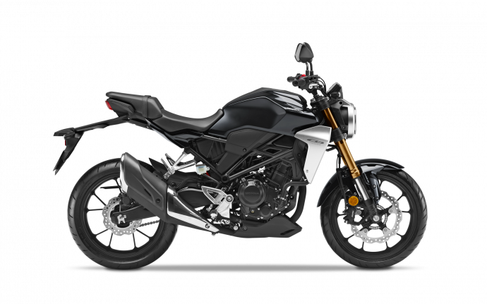 Honda CB300R Noir 2021