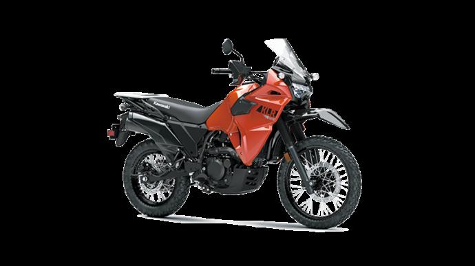 Kawasaki KLR650 ABS 2022