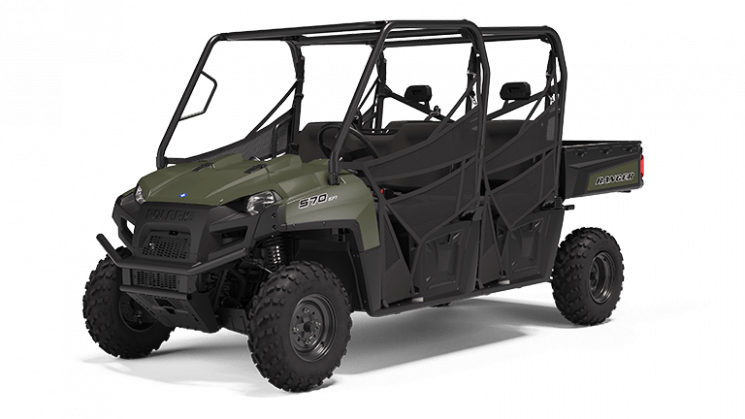 Polaris RANGER CREW 570 Full-Size 2021