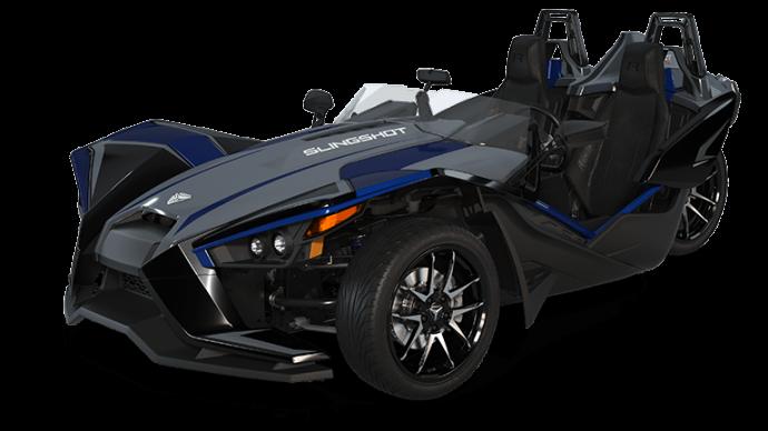 Polaris SLINGSHOT R Stealth Blue (BVA AUTODRIVE) 2021