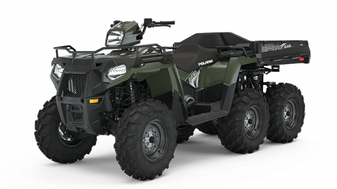 Polaris Sportsman 6×6 570 2021