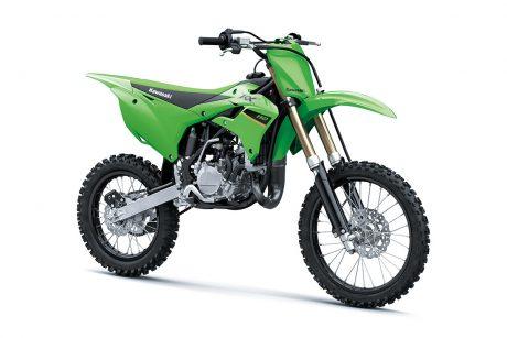 Kawasaki KX112 2022