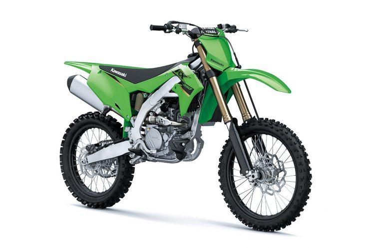 Kawasaki KX250 2022