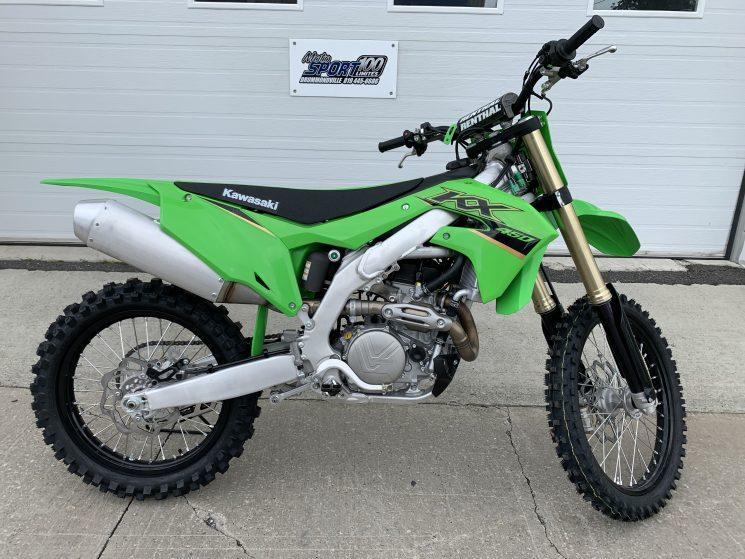 Kawasaki KX450 2022