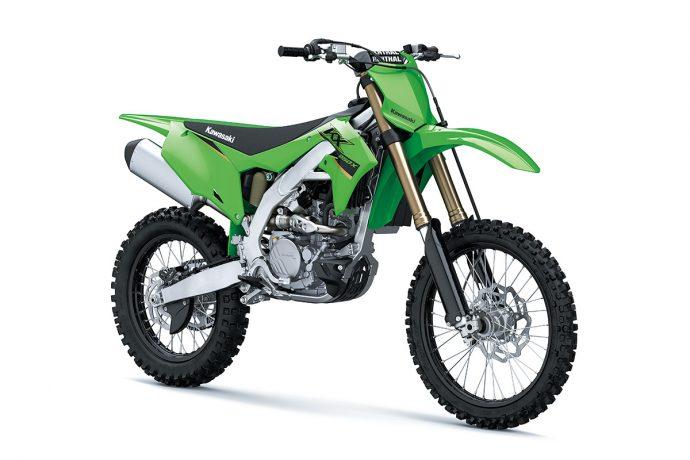 Kawasaki KX250X 2022
