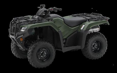 Honda Rancher TRX420 Vert aventure 2022