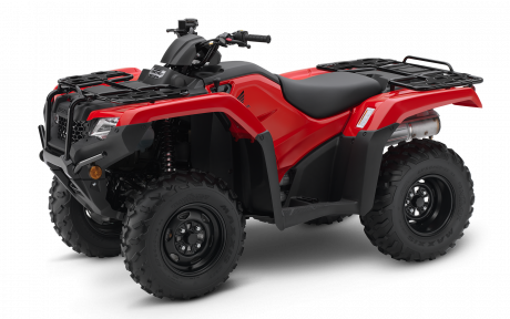 Honda Rancher TRX420 Rouge patriote 2022